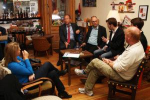 Berliner Pub Talk zu Urheberrecht schützen: löschen, sperren, abmahnen?