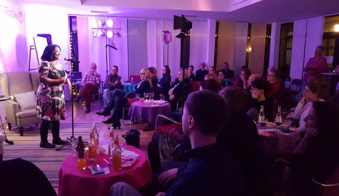 Storytelling Workshop mit Dyane Neiman