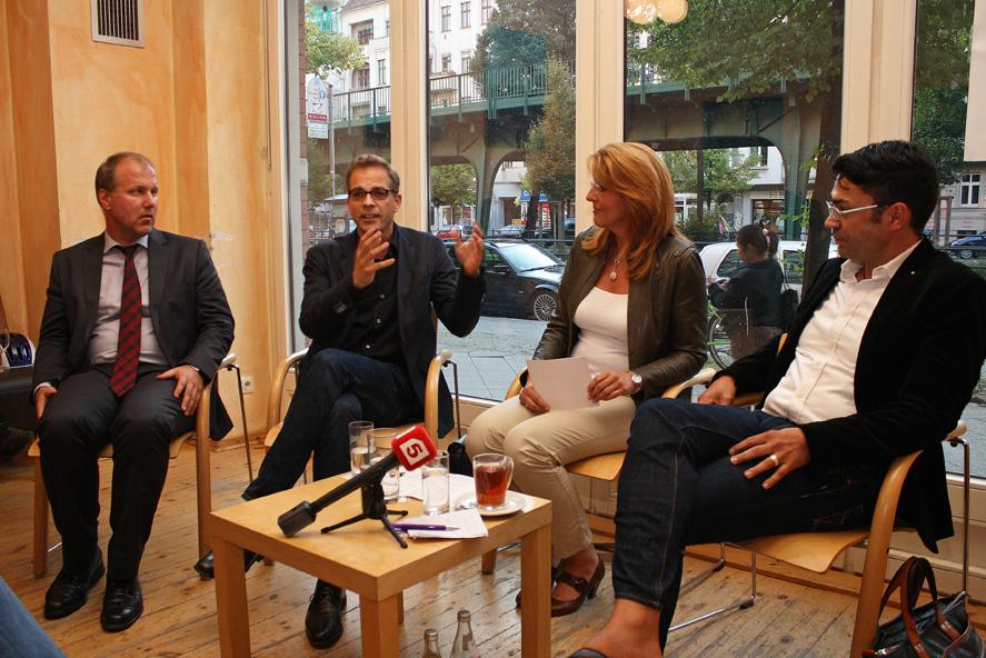 Berliner Pub Talk zur Ukraine-Krise